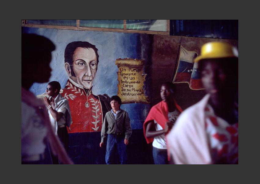1 - Mérida, Vénézuéla juin 1987.