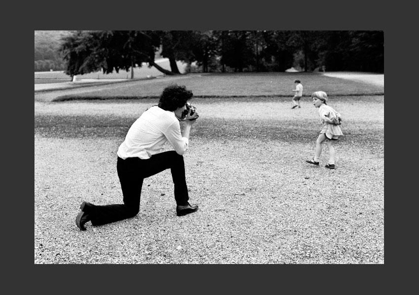 6 - Parc de Sceaux, France juin 1983.