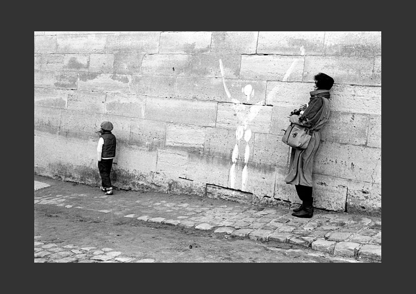 10 - Quais de la Seine, Paris 1983.
