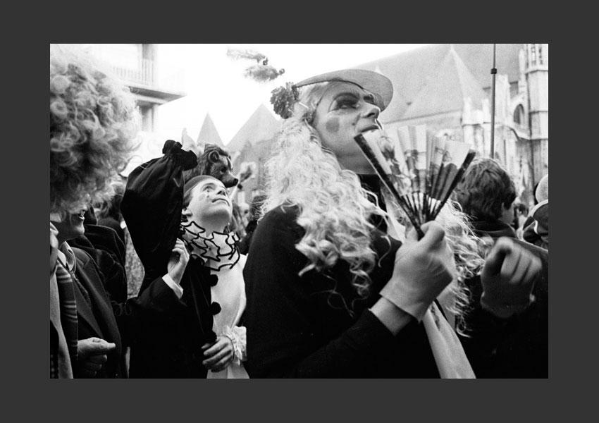 Carnaval de Dunkerque, 4 mars 1984.