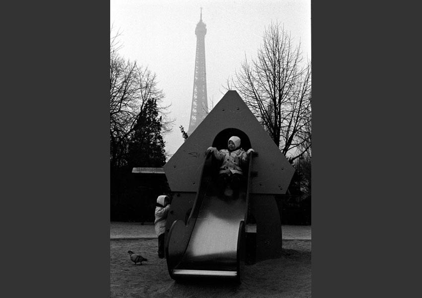 17 - Paris, 1992.