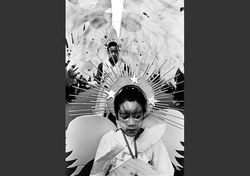 Carnaval de Notting Hill, Londres 28 et 29 août 1994.