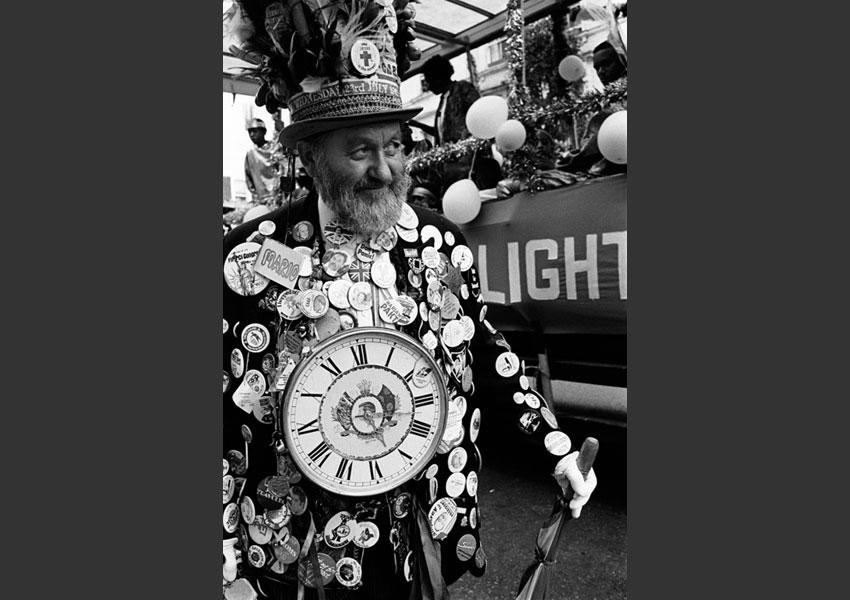 Carnaval de Notting Hill, Londres 27 et 28 août 1995.