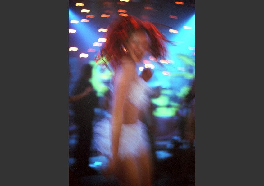 Soirée Lunacy, la Plaine St Denis, 13 Septembre 1997.