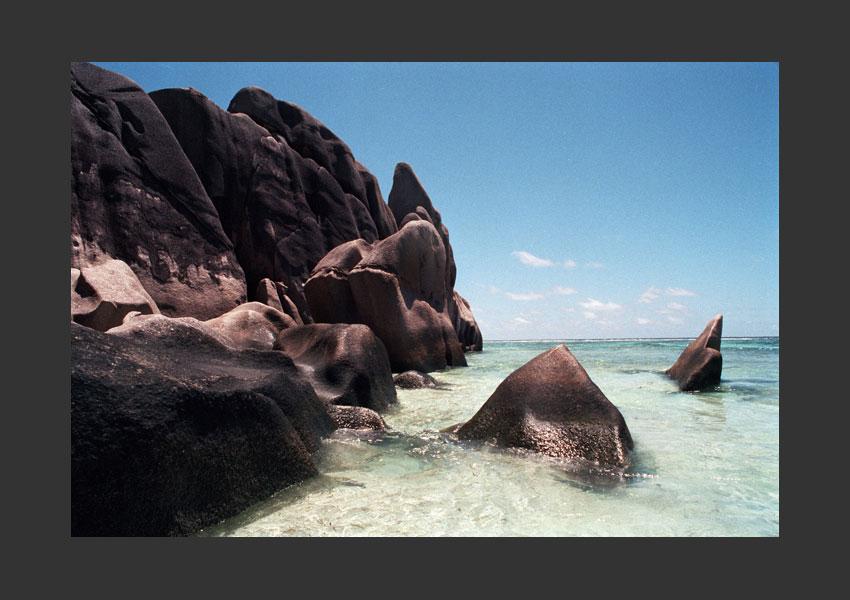 La Digue, Seychelles 2001.
