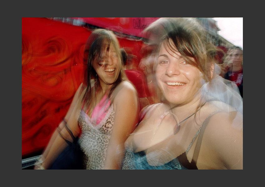 Technoparade, Paris 2004.