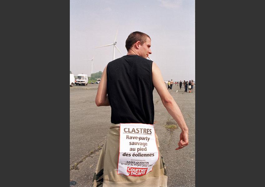 Teknival des Insoumis, Clastres 28 et 29 avril 2007.