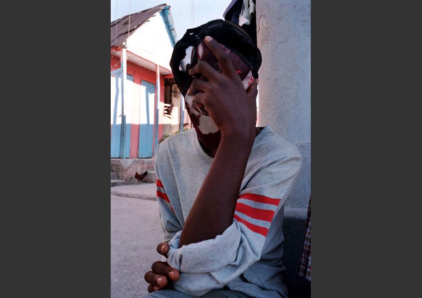 Jacmel, Haïti 2009.