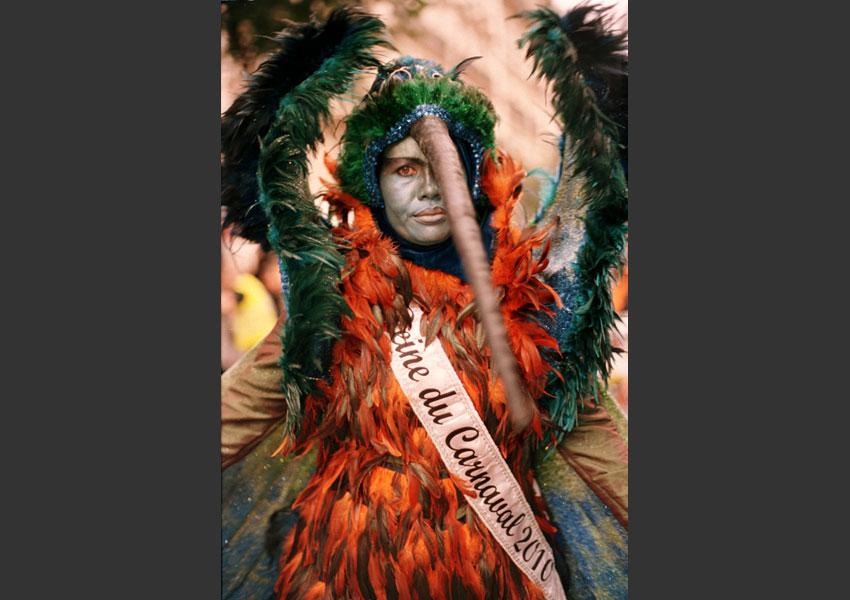 Carnaval Tropical 2010, de Nation à la Porte de Pantin Paris le samedi 3 juillet 2010.